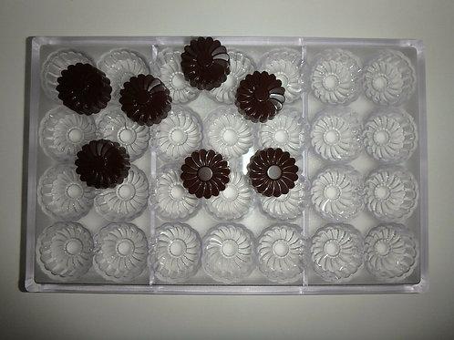 Professionelle Schokoladenform Nr. 465