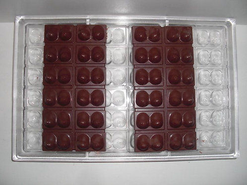 Profi Schokoladenform ANTON REICHE Artikel Nr. 00112