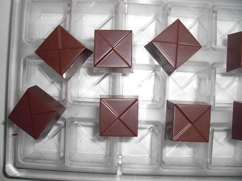 Profi Schokoladenform aus Polycarbonat Artikel Nr. 255