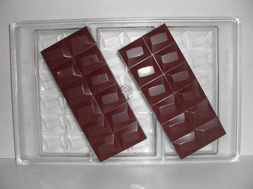 Profi Schokoladenform aus Polycarbonat Artikel Nr. 146
