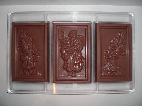 Profi Schokoladenform ANTON REICHE Artikel Nr. 00519