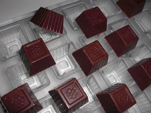 Profi Schokoladenform aus Polycarbonat Artikel Nr. 196