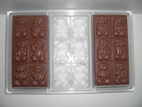 Profi Schokoladenform ANTON REICHE Artikel Nr. 194044