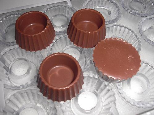 Profi Schokoladenform aus Polycarbonat Artikel Nr. 134
