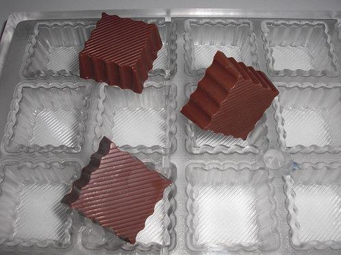 Profi Schokoladenform aus Polycarbonat Artikel Nr. 186