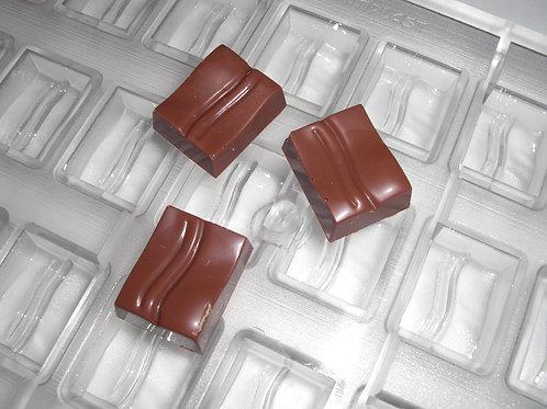 Profi Schokoladenform aus Polycarbonat Artikel Nr. 201