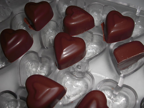 Profi Schokoladenform aus Polycarbonat Artikel Nr. 045