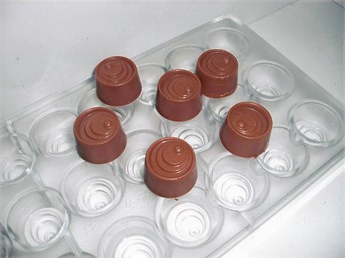 Professionelle Schokoladenform Nr. 149