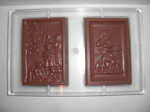Profi Schokoladenform ANTON REICHE Artikel Nr. 00522