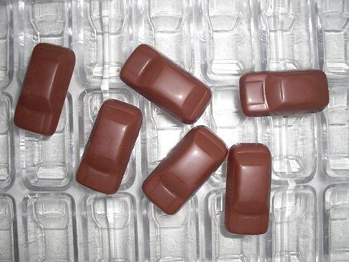 Profi Schokoladenform aus Polycarbonat Artikel Nr. 009