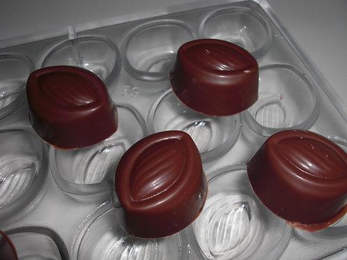 Profi Schokoladenform aus Polycarbonat Artikel Nr. 059