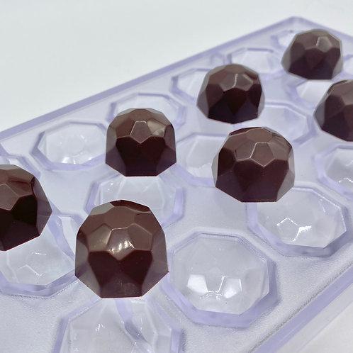 Professionelle Schokoladenform Nr. 58