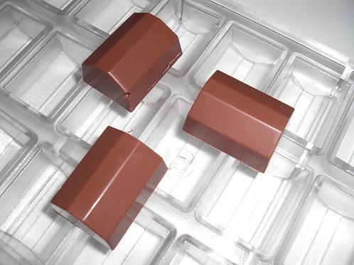 Profi Schokoladenform aus Polycarbonat Artikel Nr. 197