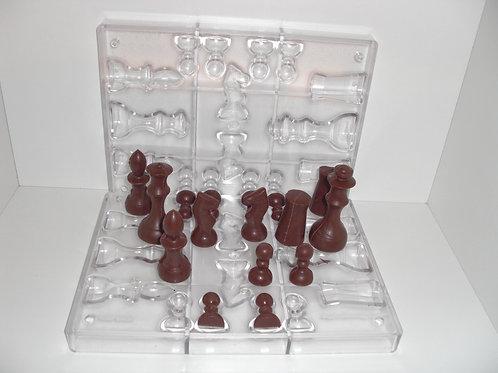 Profi Schokoladenform aus Polycarbonat Artikel Nr. 263