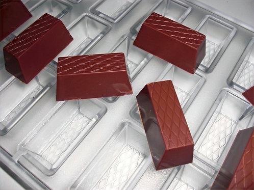 Professionelle Schokoladenform Nr. 192