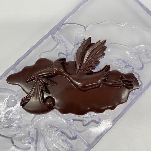 Professionelle Schokoladenform Nr. 525