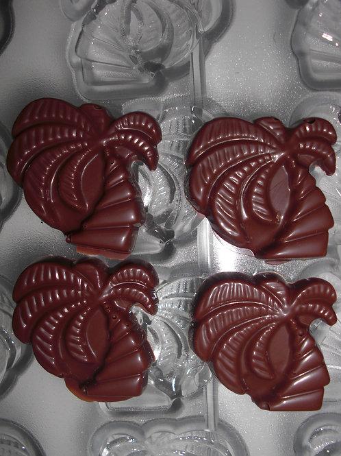 Profi Schokoladenform aus Polycarbonat Artikel Nr. 240