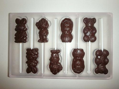 Professionelle Schokoladenform Nr. 588