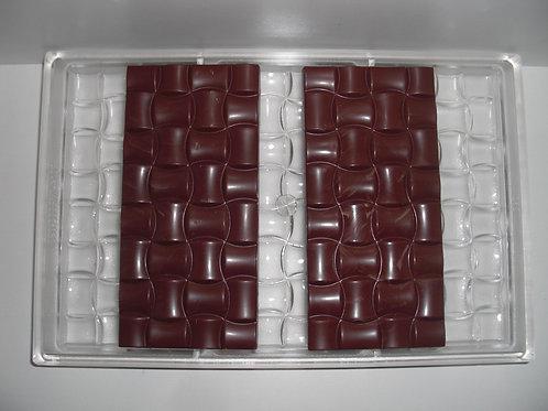 Profi Schokoladenform aus Polycarbonat Artikel Nr. 262
