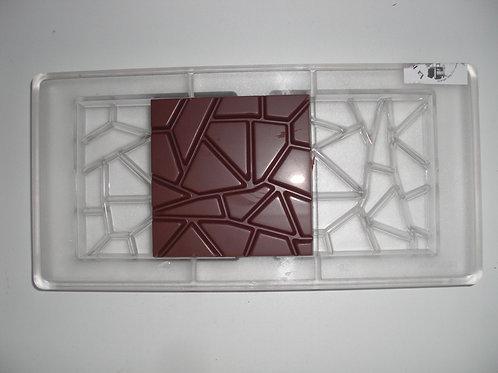 Profi Schokoladenform aus Polycarbonat Artikel Nr. 076