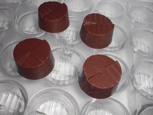 Profi Schokoladenform aus Polycarbonat Artikel Nr. 294