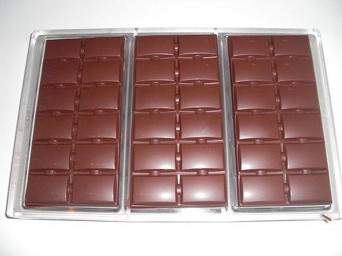 Profi Schokoladenform aus Polycarbonat Artikel Nr. 226