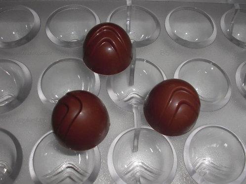 Profi Schokoladenform aus Polycarbonat Artikel Nr. 085
