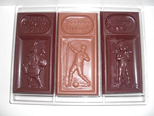 Profi Schokoladenform ANTON REICHE Artikel Nr. 00253