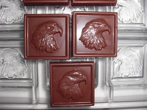 Profi Schokoladenform aus Polycarbonat Artikel Nr. 144