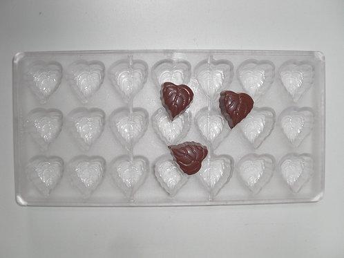Profi Schokoladenform aus Polycarbonat Artikel Nr. 092