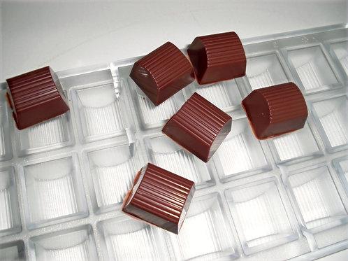 Professionelle Schokoladenform Nr. 021