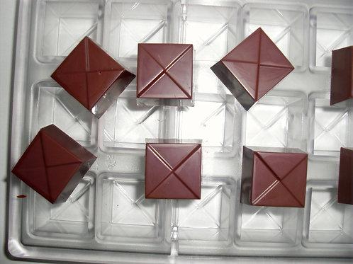 Professionelle Schokoladenform Nr. 255