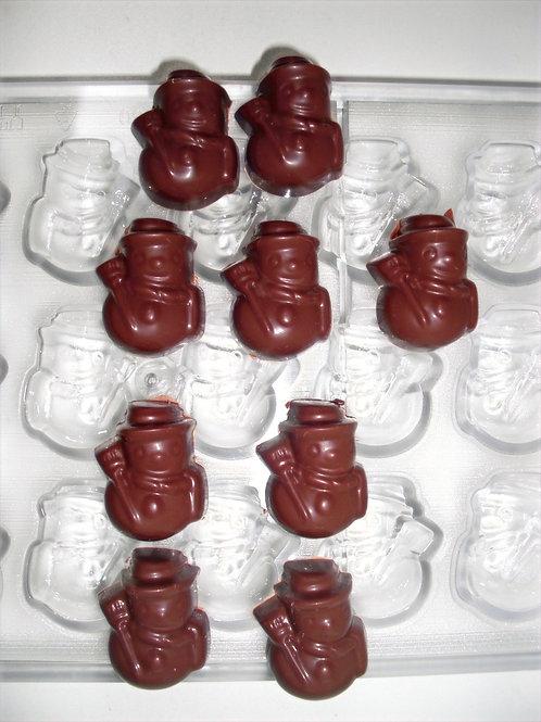 Professionelle Schokoladenform Nr. 060