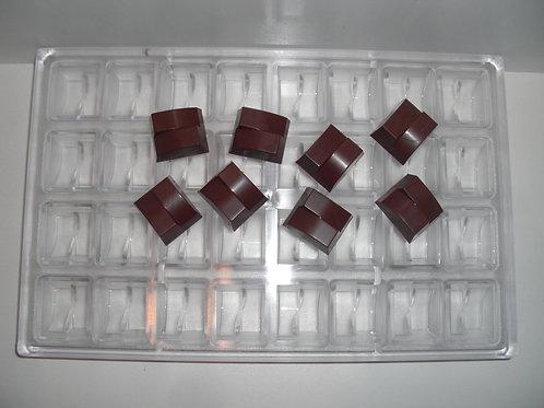 Profi Schokoladenform aus Polycarbonat Artikel Nr. 270