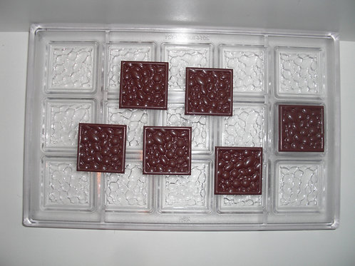 Profi Schokoladenform aus Polycarbonat Artikel Nr. 264