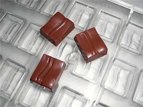 Professionelle Schokoladenform Nr. 201