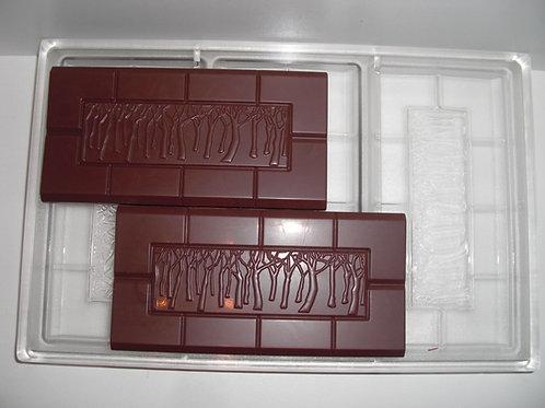 Profi Schokoladenform aus Polycarbonat Artikel Nr. 306