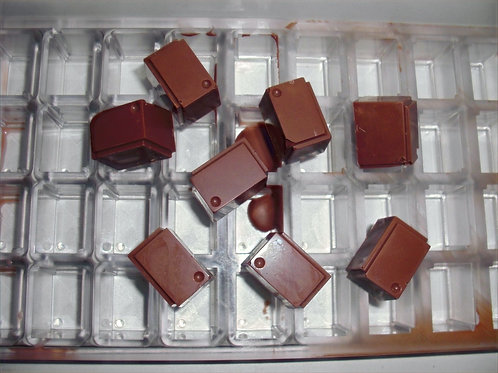 Professionelle Schokoladenform Nr. 242