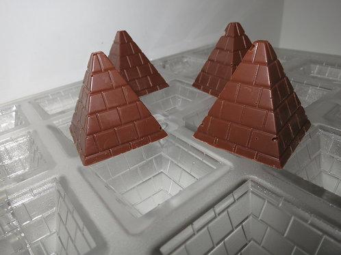 Profi Schokoladenform aus Polycarbonat Artikel Nr. 191