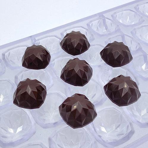 Professionelle Schokoladenform Nr. 417