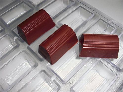 Professionelle Schokoladenform Nr. 194