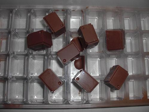 Profi Schokoladenform aus Polycarbonat Artikel Nr. 242