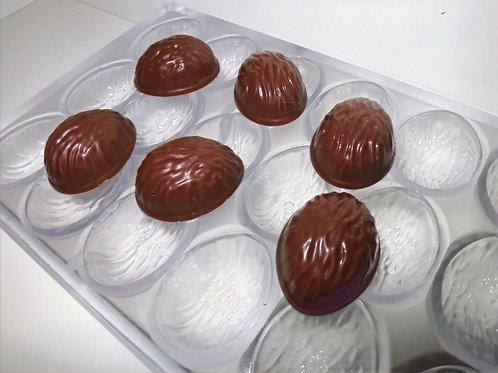 Professionelle Schokoladenform Nr. 246