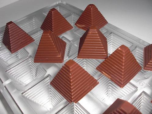 Profi Schokoladenform aus Polycarbonat Artikel Nr. 167