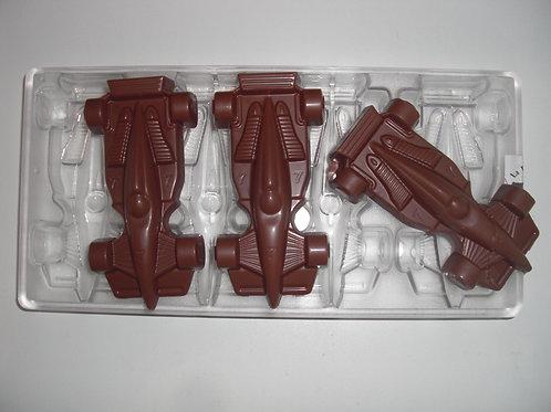 Profi Schokoladenform aus Polycarbonat Artikel Nr. 217