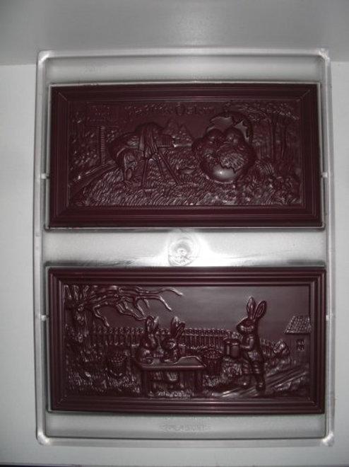 Profi Schokoladenform ANTON REICHE Artikel Nr. 17825