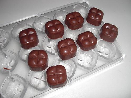 Profi Schokoladenform aus Polycarbonat Artikel Nr. 121