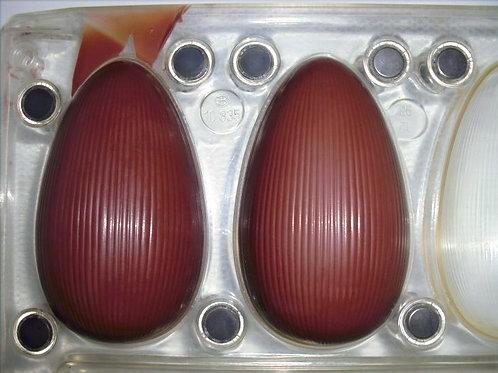 gebrauchte Kunststoff-Schokoladen-Form Nr. 8014