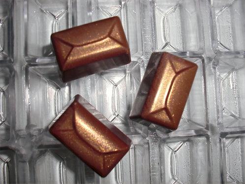 Professionelle Schokoladenform Nr. 033