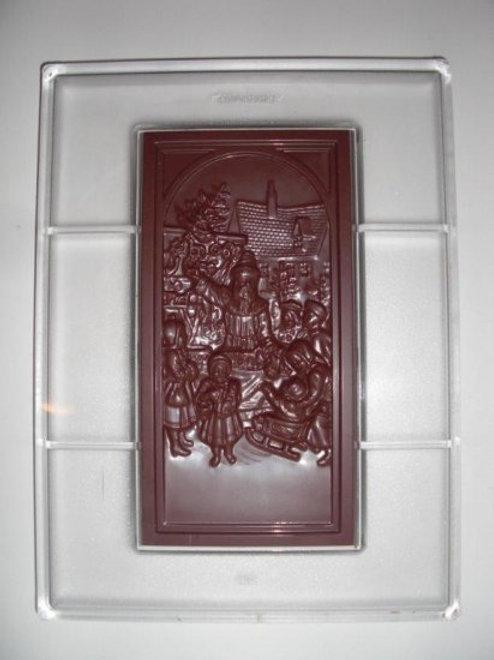 Profi Schokoladenform ANTON REICHE Artikel Nr. 00518